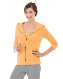 Selene Yoga Hoodie-XL-Orange