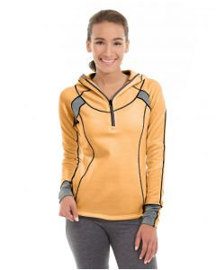 Cassia Funnel Sweatshirt-XL-Orange
